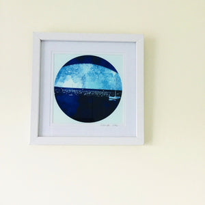 Out to Sea - Framed Print