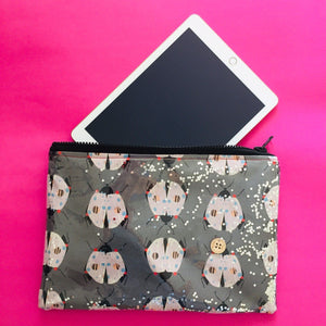 beetle handmade iPad case