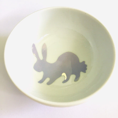 Lilac Gloss Rabbit - Dish