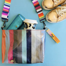 Load image into Gallery viewer, Pouch Plus+ Strap - Candy Stripes