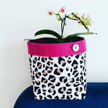 Load image into Gallery viewer, Planter - Leopard