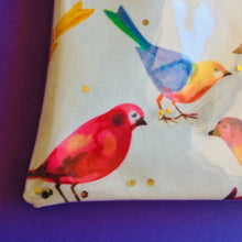 Load image into Gallery viewer, Rainbow Birds - Planner Pouch
