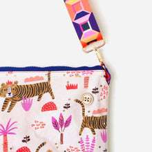Load image into Gallery viewer, Tiger Purse Plus+ with adjustable strap