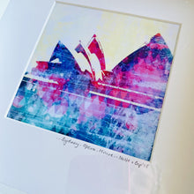 Load image into Gallery viewer, Sydney Opera House - Framed print