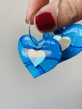 Load image into Gallery viewer, Simply Alfie - Reversible Heart Dangle