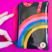 Load image into Gallery viewer, Bonne Chance Rainbow - Coin Purse