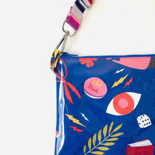 Load image into Gallery viewer, Blue Rabbit Purse Plus+ with adjustable strap