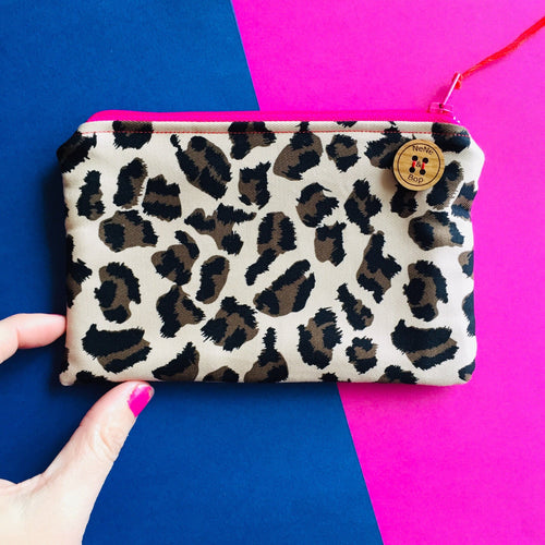 Leopard - Coin Purse
