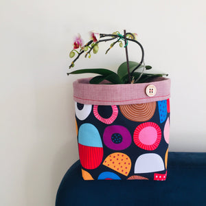 Planter - Geo Pebbles