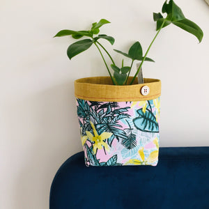 Planter - Pink Jungle