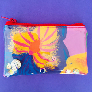 Pansy - Clutches and coin purse