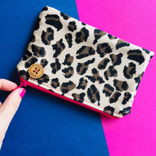 Load image into Gallery viewer, Leopard - Coin Purse