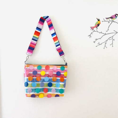 Rainbows Sprinkles - Pouch Plus+ Strap