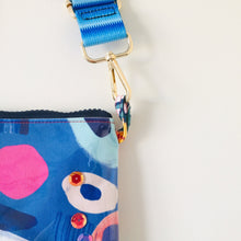 Load image into Gallery viewer, Painterly Swish Purse Plus+ with adjustable strap