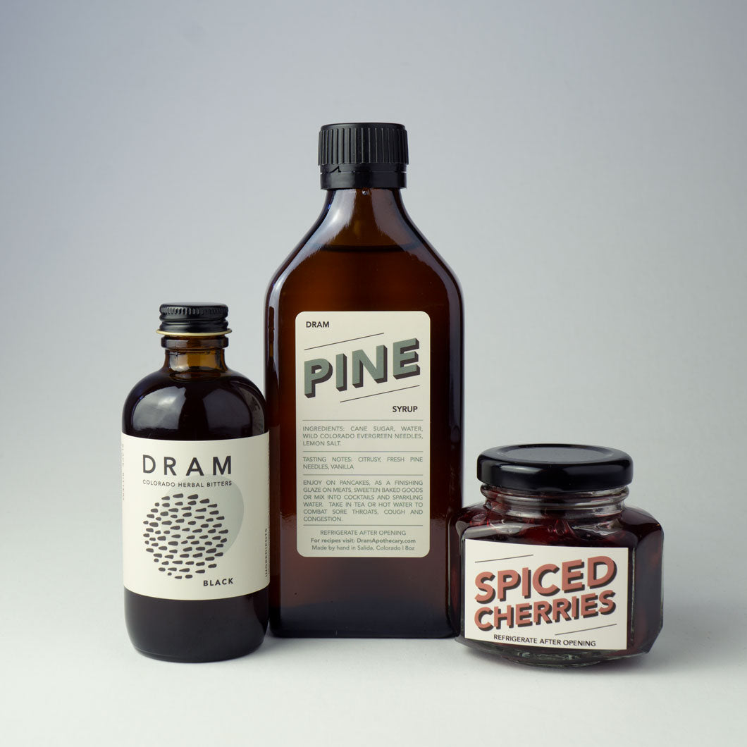 Alpine Manhattan Cocktail Kit