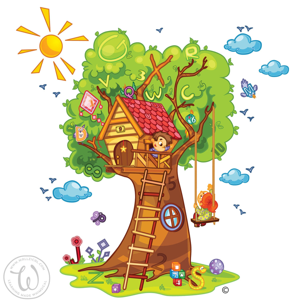 Treehouse Wall decoration