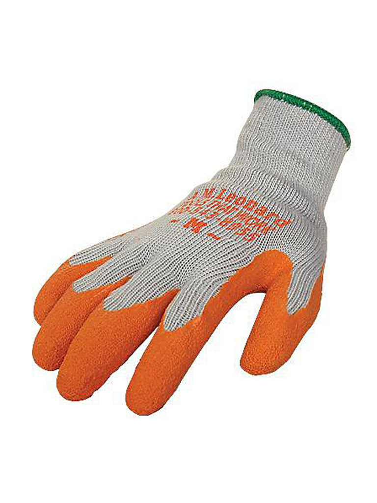 Work Gloves with Latex Coating