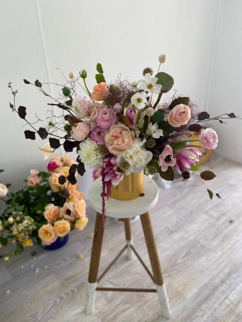 Kirribilli Beauty Vase Arrangement