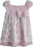 Isobella and Chloe Rose Garden Lace Dress for Babies & Toddlers