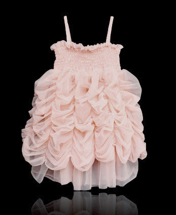 Dolly Bubble Dress in Pink sz 3 to 6 years only