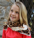 Dimity Bourke Animal Print Scarf