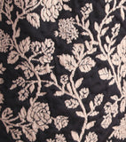 Five Loaves Two Fish Savannah Dress in Black & Tan sz 8
