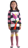 Stella McCartney Trudie Tulip Organic Sweater Dress