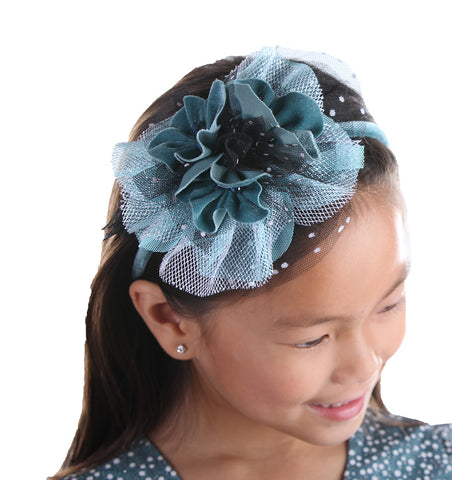 Isobella and Chloe Winter Sparkle Headband