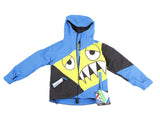 686 Snaggleface Ski Snowboarding Insulated Jacket for Boys sz Small 8 only