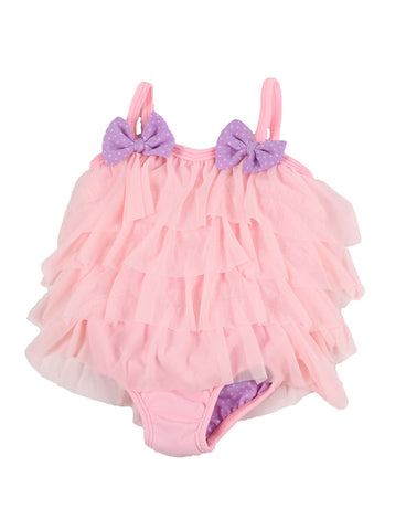 Frou Frou Coco Ruffled Swimsuit
