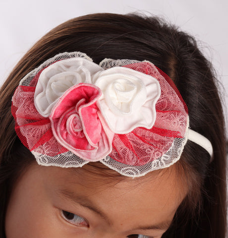 Isobella and Chloe Sweet Caroline Headband