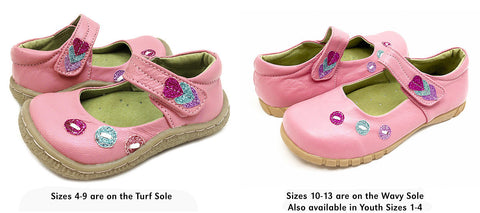 Livie and Luca Fun Dot Shoes sz 4 Toddler only