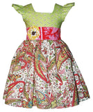 Moxie & Mabel Charlotte Dress in Carnival sz 18m & 2 years only