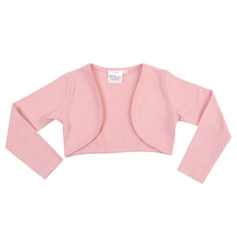 Ooh La La Knit Bolero in Blush Pink