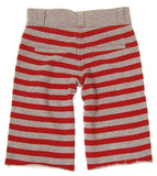 Mini Shatsu Vintage Stars n Stripes Stretch Knit Long Shorts for Boys sz 7 & 10 only