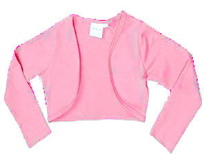 Ooh La La Knit Bolero in Pink Lady sz  14 only