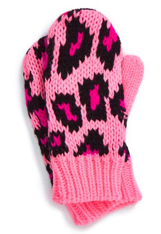 Betsey Johnson Spot a Trend Mittens for Toddlers