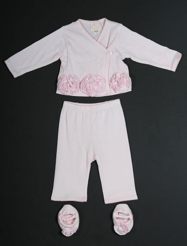 Biscotti Couture Cutie Kimono Top and Pants Set