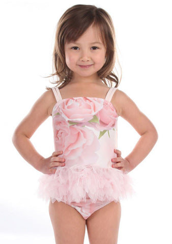Kate Mack English Roses Tankini sz 12m  only