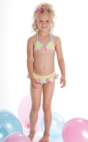 Kate Mack Water Sprite Skirted Bikini