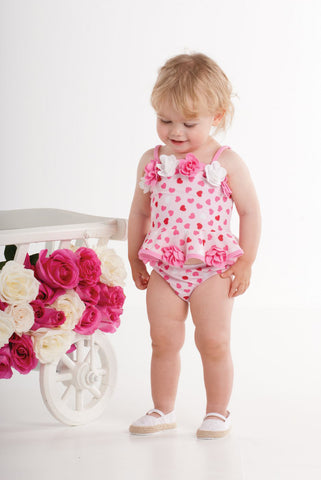 Kate Mack Be Mine Hearts Tankini