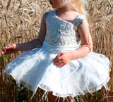 Dolly Swan Tutu Dress  CLEARANCE!