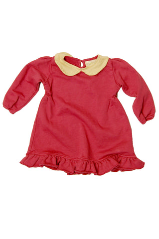 Go Gently Baby Olive Oil Dress in Rose sz 5 only