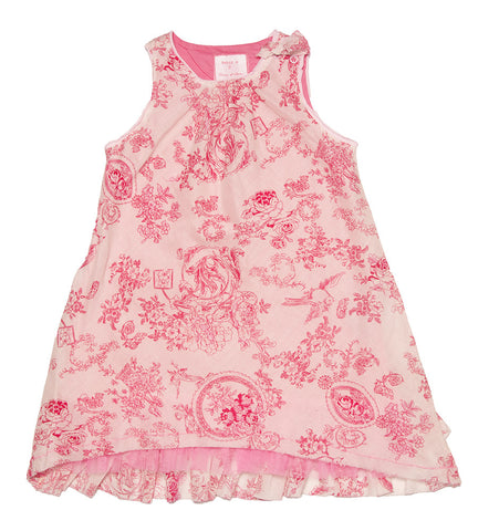 Eliane et Lena Poule Dress sz 12 mos
