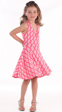 Five Loaves Two Fish Up Up and Away Dress for Tweens/Teens
