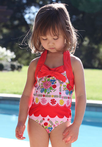 Floatimini Bouquet Swimsuit