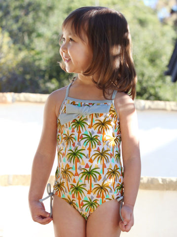 Floatimini Palm Tree Swimsuit