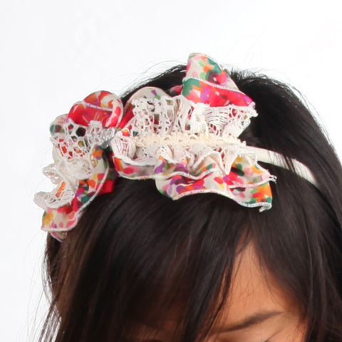 Isobella and Chloe Juliet Headband