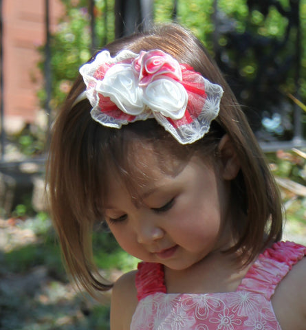 Isobella and Chloe Sweet Caroline Elastic Headband
