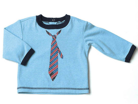 Kapital K Thermal Necktie Tee for Boys sz 3 only